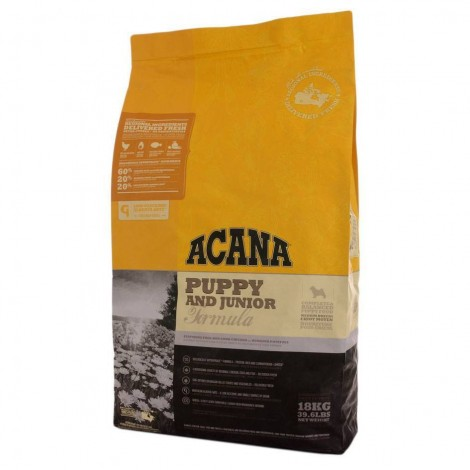 ACANA PUPPY MEDIUM 17 KG