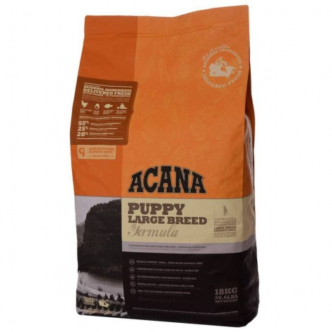 ACANA PUPPY LARGE BREED 17 KG