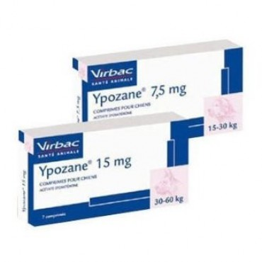 YPOZANE 15MG 30-60KG