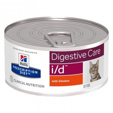 Hill's Digestive Care I/D with chicken 156g