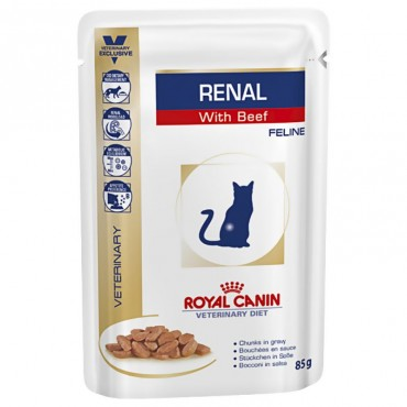 Royal Canin Renal feline 85g