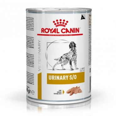 Royal Canin Urinary S/O dog 400g