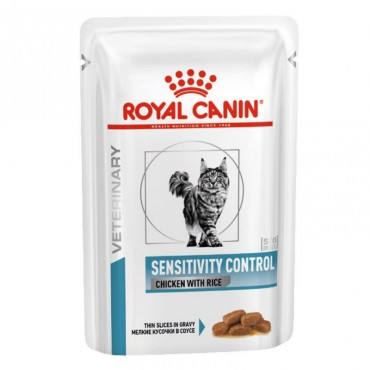 Royal Canin Sensitivity Control S/O feline 85g