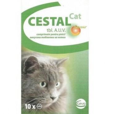 CESTAL CAT COMPRIMATE