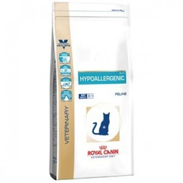 ROYAL CANIN HYPOALLERGENIC PISICA 4.5KG