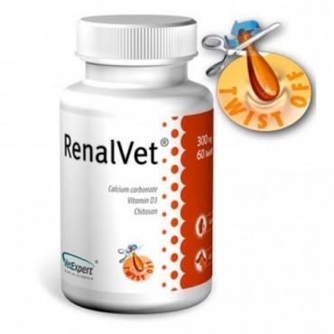 RenalVet Twist Off 60 comprimate ( + 30 comprimate gratis)