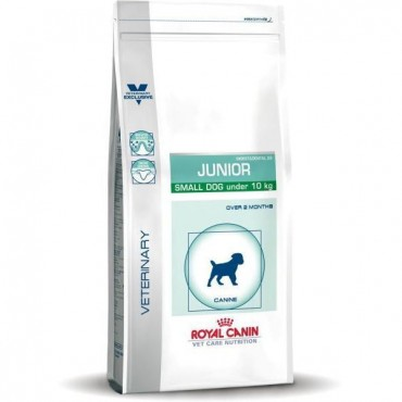 Royal Canin Pediatric VCN Junior Small Dog Under 10kg - Over 2 Months 2 kg