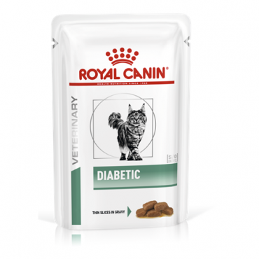Royal Canin Diabetic S/O feline 100g