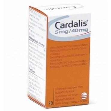 CARDALIS 5MG