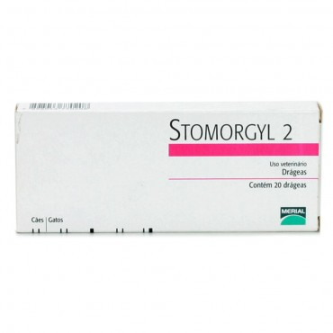 STOMORGYL 2mg
