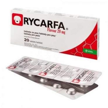 RYCARFA CP. 20MG