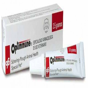 OPTIMMUNE OPHTALMIC 3.5 G