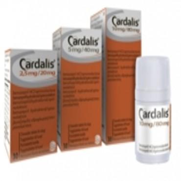 CARDALIS 10 MG