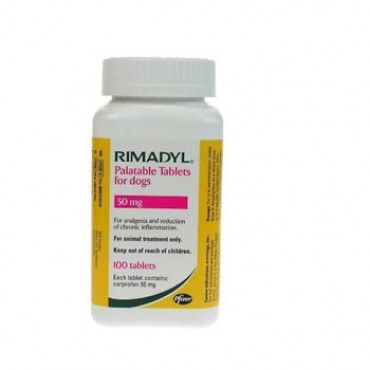 RIMADYL COMPRIMATE 50MG